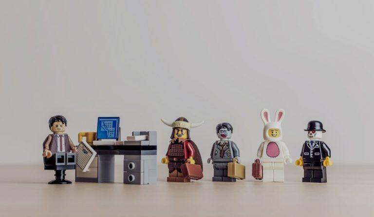 Lego people 1
